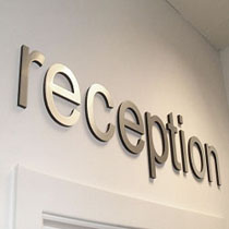 reception signage boards6