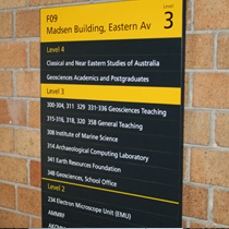 Wall Directory Signs5