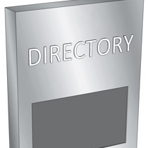 Wall Directory Signs7